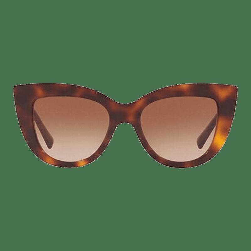 51MM Tortoise Sunglasses