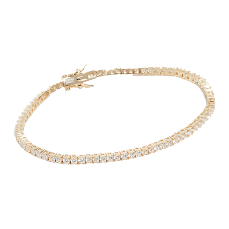 Adina Tennis Bracelet