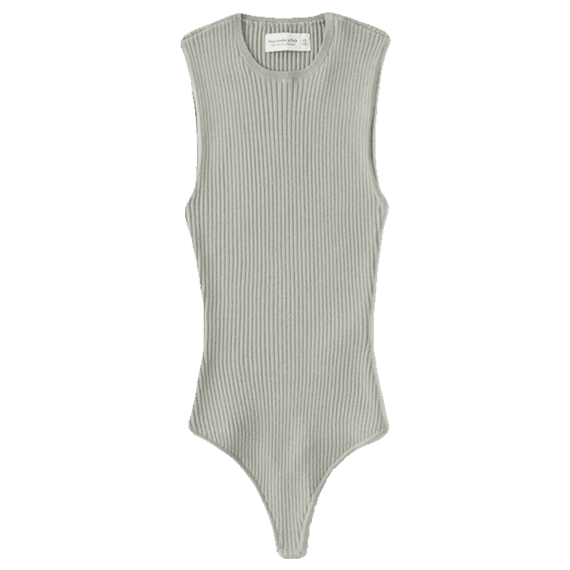 LuxeLoft Ribbed Bodysuit