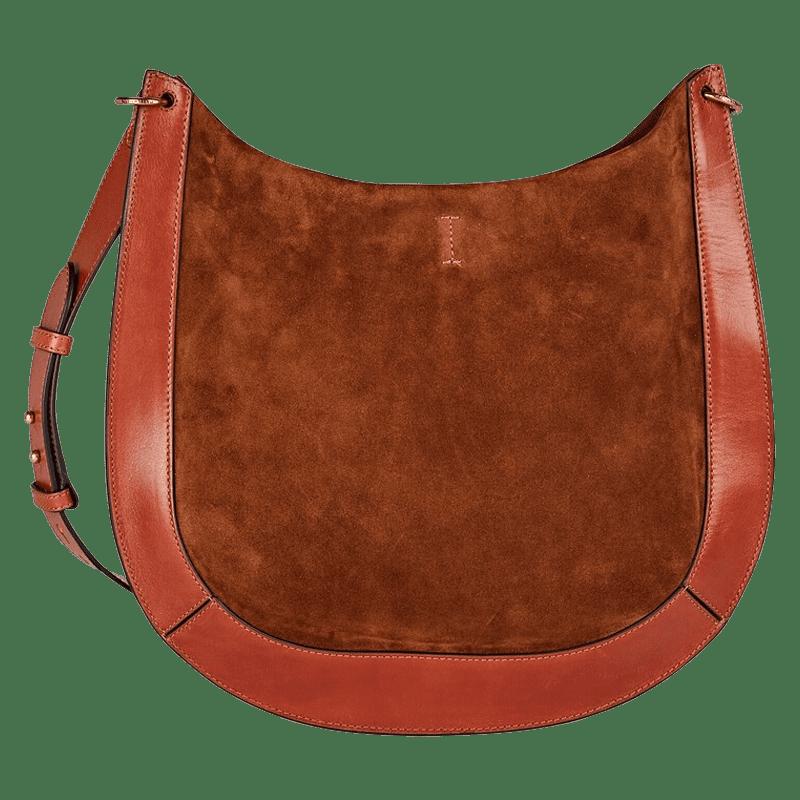 Moskan Suede Shoulder Bag